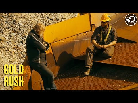 Tony's Attempt to Uncover a Pearson Box | Gold Rush
