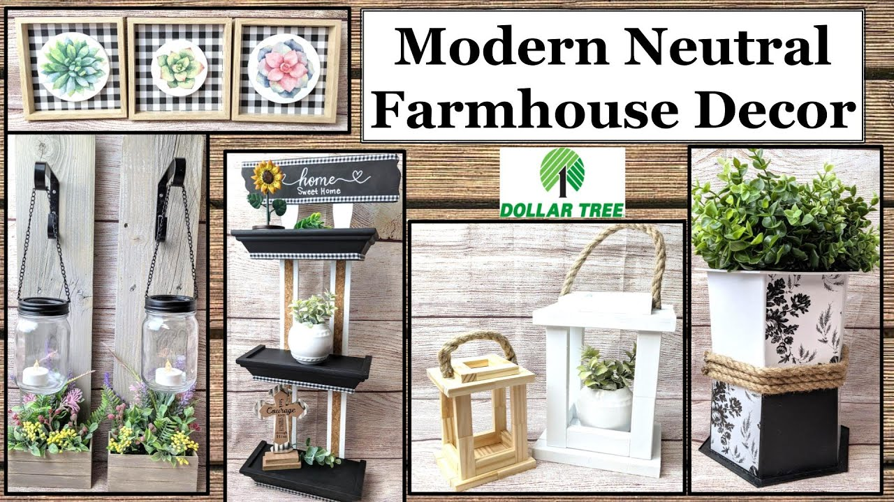 Download 💗MUST TRY💗 HIGH END FARMHOUSE NEUTRAL BUDGET DIYS | DOLLAR TREE DIYS | MODERN FARMHOUSE DECOR DIYS