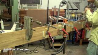 6 Of 28 • Building An Entertainment Center For Flat Screen Tv: A Furniture Project