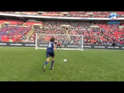 France vs Brasil - Final - Fullmatch - Danone Nations Cup 2013