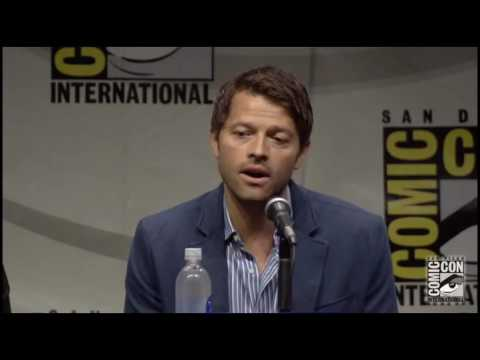 Supernatural - Comic Con - 2013