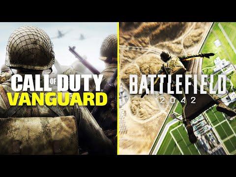 Call of Duty vs Battlefield in 2021...
