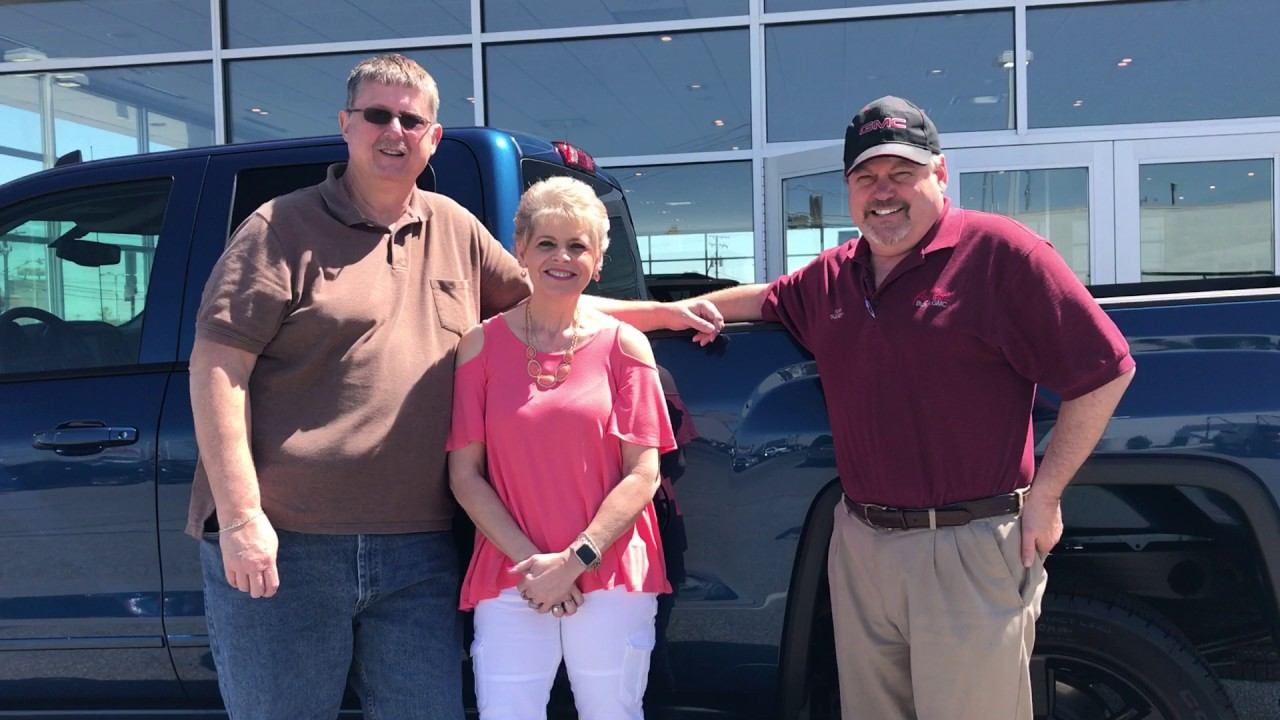 Bob And Marilyn Shares Their Experiences At Axelrod Buick
