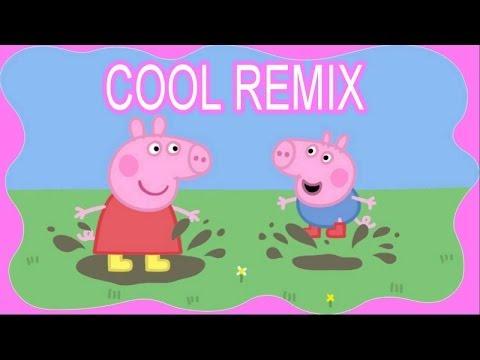 Peppa Pig Remix - Papa L'americano