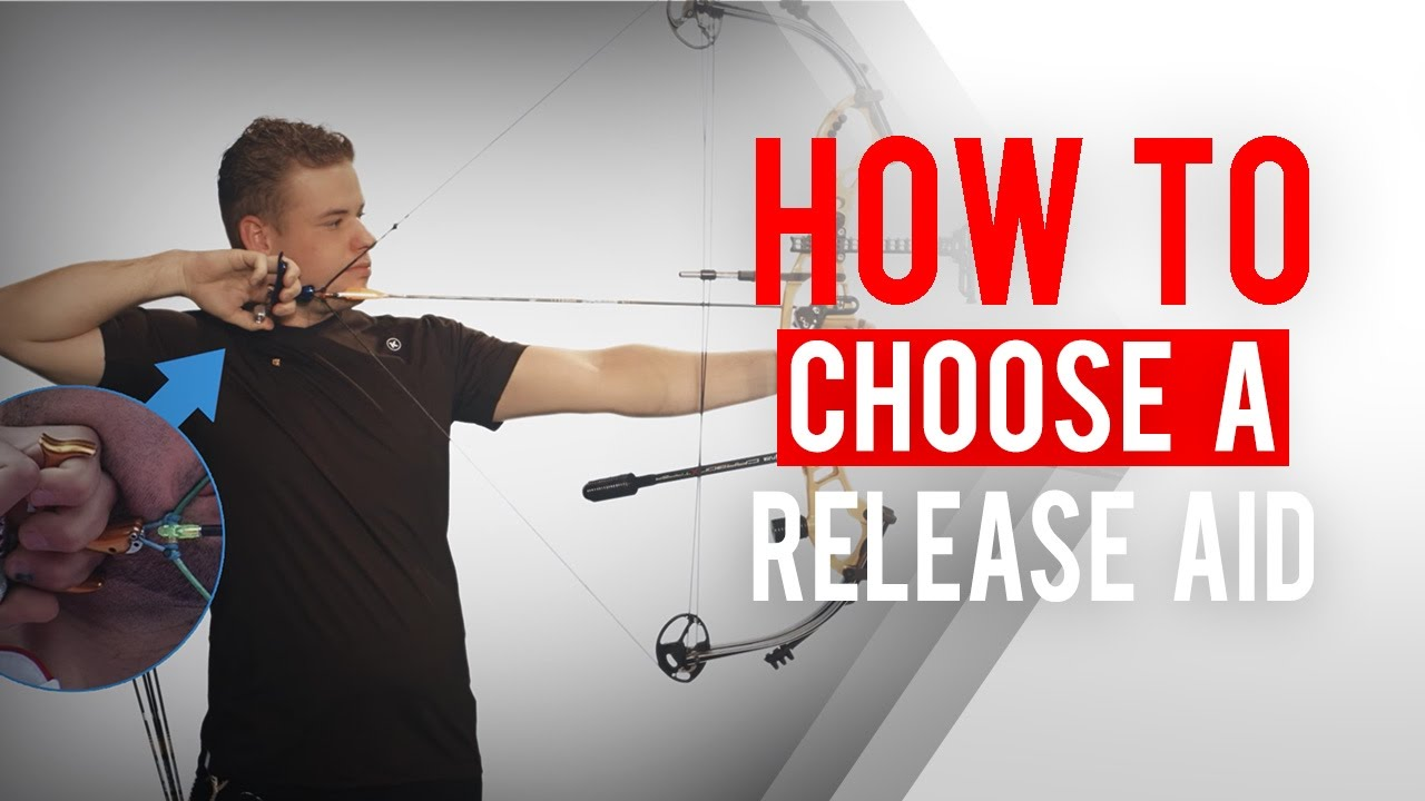 Back tension versus Trigger: How to choose a release aid   Archery 360