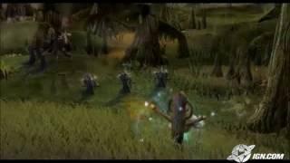 Dungeons & Dragons: Dragonshard PC Games Trailer -