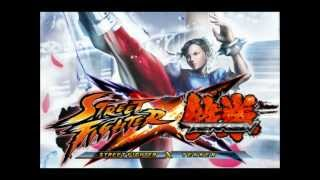 Streetfighter X Tekken Soundtrack Black Tide Honest Eyes HQ