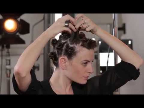 Tuto coiffure le carr flou d grad avec le fashion look kit youtube - Carre court degrade ...