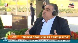 Ahmet Özal: Başkanlık sistemi şart -  A HABER