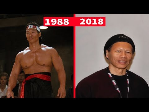 Bloodsport (1988) Cast: Then and Now