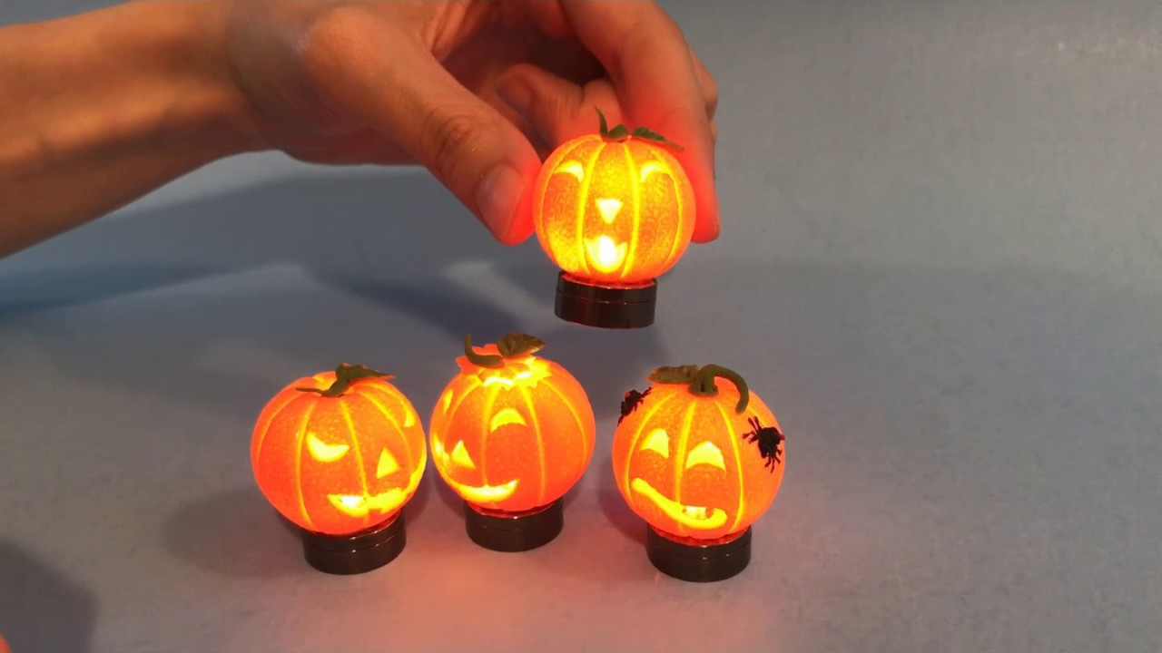 halloween pumpkin for your 112 dollhouse miniature