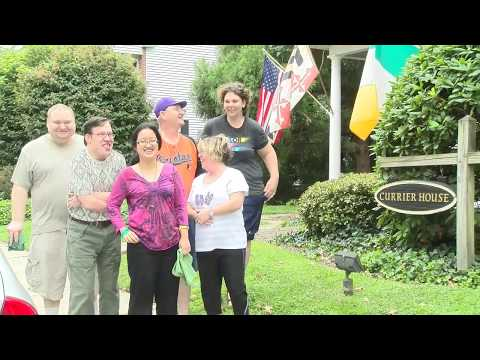 The Currier House & The Arc NCR Employment Training