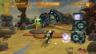 Ratchet & Clank: Up Your Arsenal - PCSX2 1.5.0 - 6144x3072 - 60fps