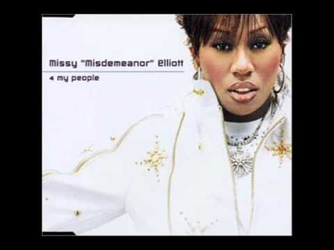4 My People :: Missy Elliot :: Eve