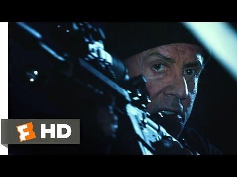 The Expendables 3 (6/12) Movie CLIP - Capturing Stonebanks (2014) HD