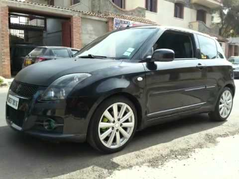 suzuki swift sport 125cv 1 6 algerie youtube. Black Bedroom Furniture Sets. Home Design Ideas