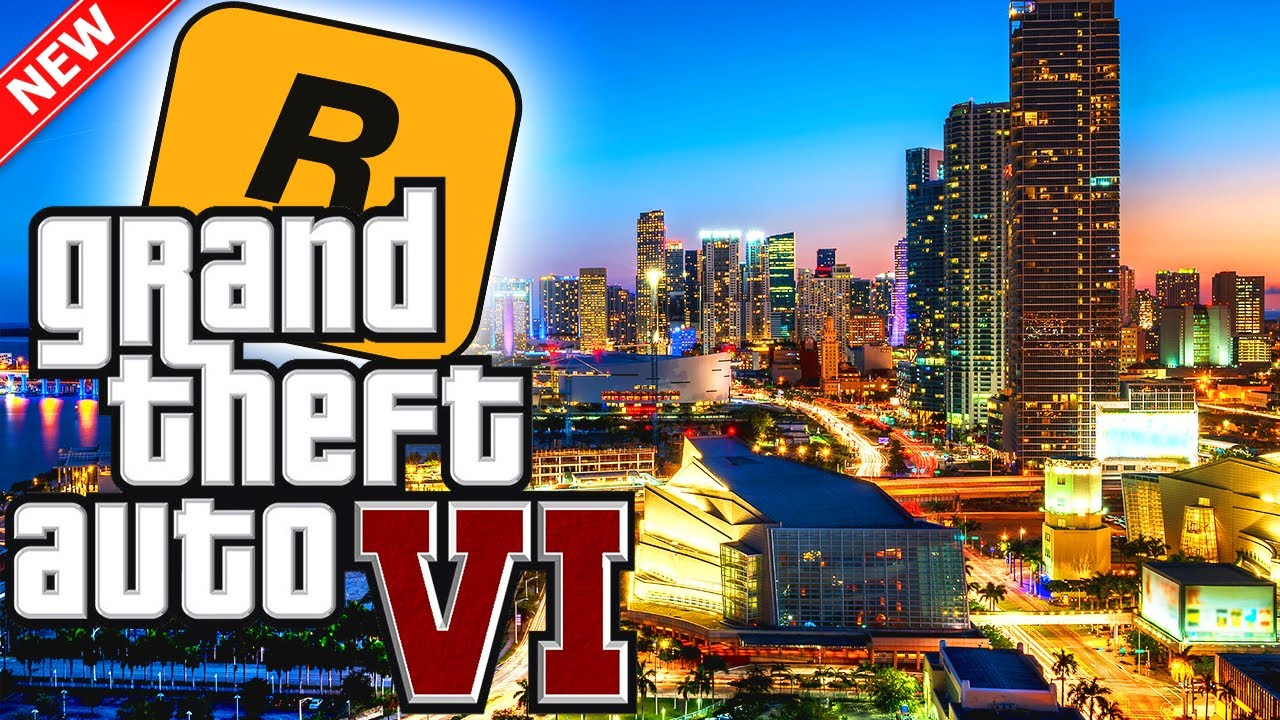 NEW GTA 6 Info Revealed! Vice City, Advanced Weather System, Map Size,  Release Date & More? (GTA VI)