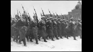 Soviet October Revolution Parade, 1941 Парад 7 Ноября