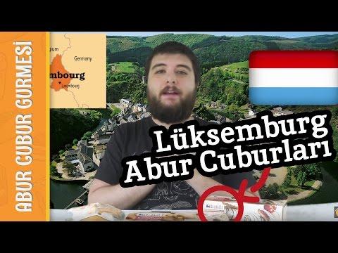 Lüksemburg Abur Cuburları | Abur Cubur Gurmesi