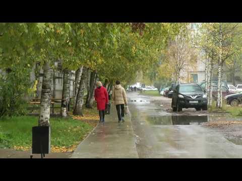 Североонежск  Осень 18 года