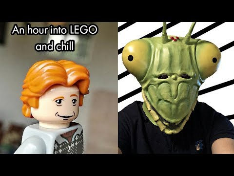 Y'all make some WEIRD LEGO Memes and MOCs. - j2gOSRS #4