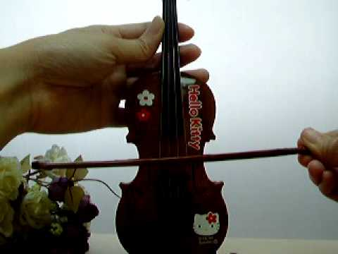 Hello Kitty Violin toy stores.shop.ebay.com/Kung-Fu-Tea-Gifts