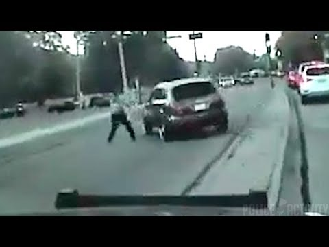 Dashcam Video Of Fatal Deputy-Involved Shooting in Milwaukee
