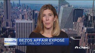 Washington Post reporter on Amazon's Jeff Bezos affair expose