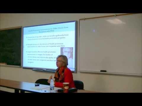 Maureen Markle-Reid - Nurse-Led Health Promotion Interventions Improve Quality of Life