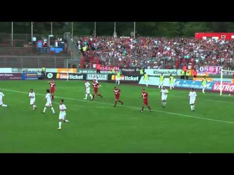 Rot-Weiß Oberhausen gegen Rot-Weiss Essen 03.08.2012