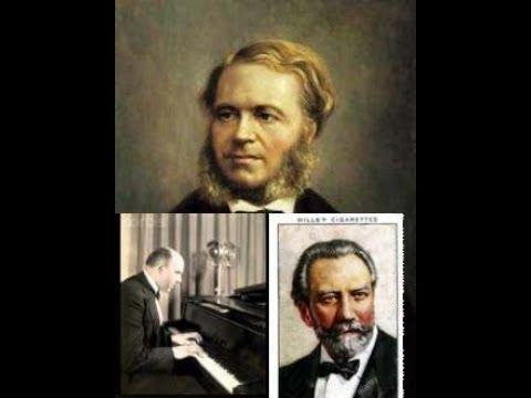 Franck:Symphonic Variations-Walter Gieseking-piano-Sir Henry Wood&LondonPhilharmonicOr.circa1931?