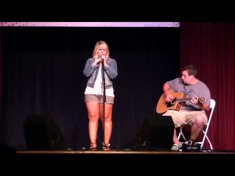 WKDZ Texaco Country Showdown - Mallory Taylor