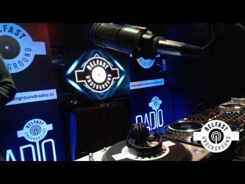 Michael & Mark Fearon Live On Belfast Underground Radio  11/12/16