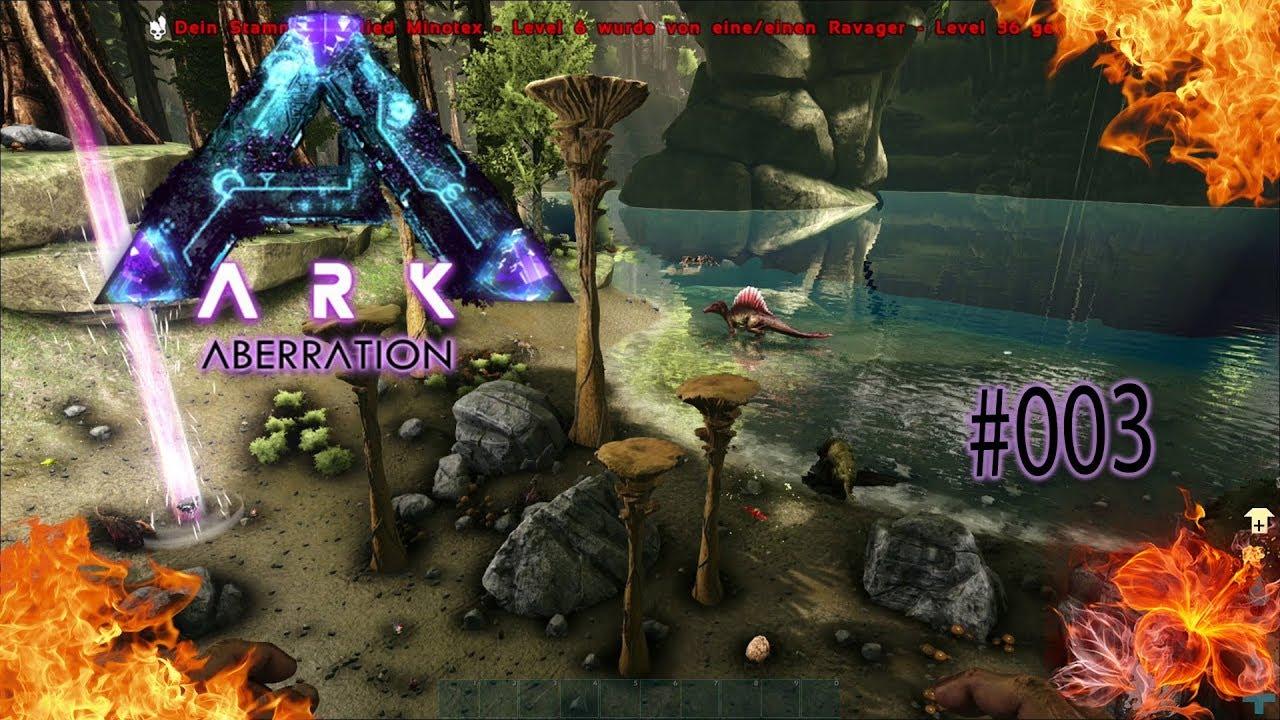 Ark Aberration Karte.Reset Der Karte Ark Aberration 003 Let S Play German