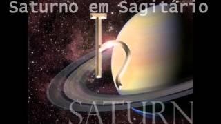 ♄ Saturno em Sagitário ♐