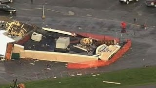 Raw: Kokomo, Indiana Hit Hard by Tornado