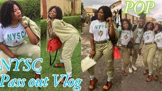 NYSC POP LAGOS VLOG FT WHAT PEOPLE THINK ABOUT SERVING NIGERIA