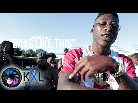 Bfamyoungin - Days Like This (MUSIC VIDEO)