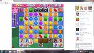 Candy Crush Sagar Level 410 no booter