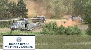 3. Bundeswehr-Kontingent für MINUSMA in Mali trainiert scharfen Schuss