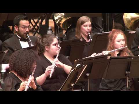 Colorado State University Wind Symphony  4-21-17
