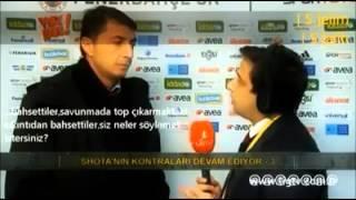 Şota Arveladze'den izlenmeye Değer Komik Bir Video