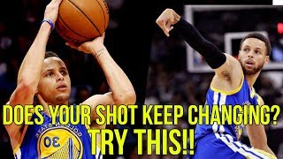 Why Your Shot Feels Different Every Time You Shoot (and how to fix it)