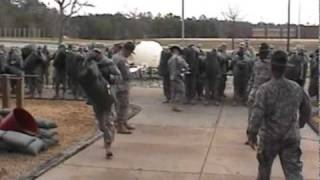 Infantry Basic Training - Shark Attack