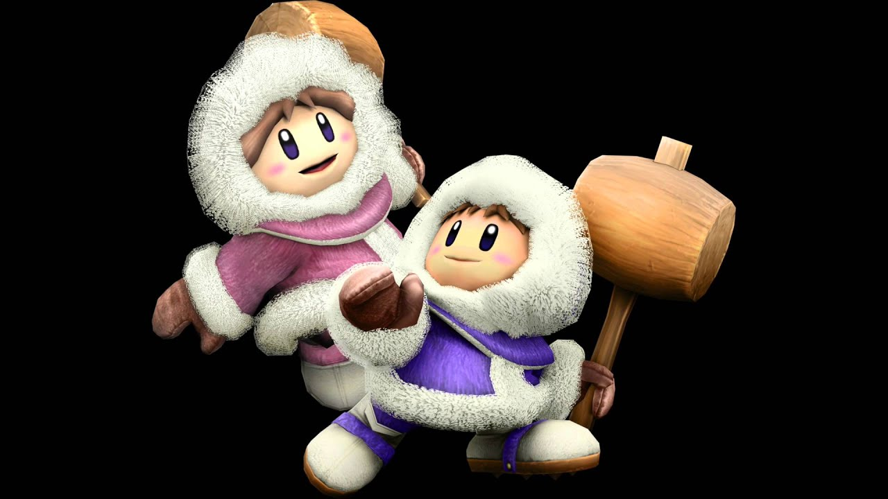 nana and pop ice climbers relationship