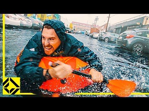 Man vs Flood