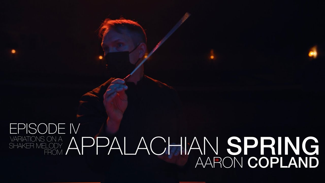Musical Uplink Ep. IV - Variations on a Shaker Melody from Appalachian Spring | Aaron Copland