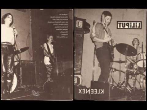 LiLiPuT (Kleenex) - Hedi's Head 1977