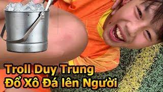 Đỗ Kim Phúc troll Quang Hải Nhí Duy Trung  siêu hài hước trên sân bóng đá