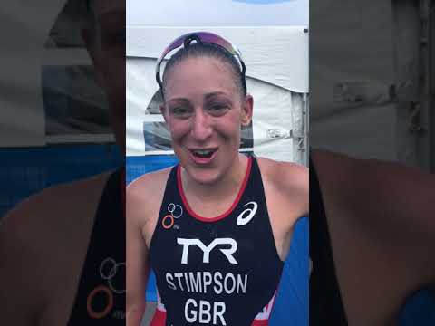 Jodie Stimpson post-Montreal WTS interview